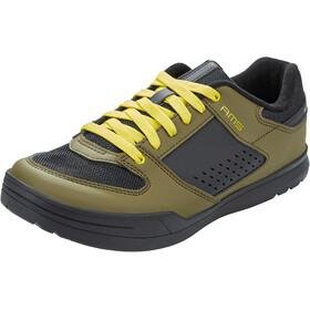 Shimano SH-AM501 Schoenen, olijf/zwart
